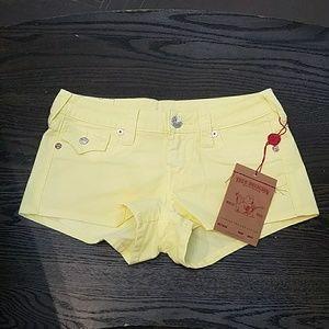 True Religion Shorts - NWT True Religion